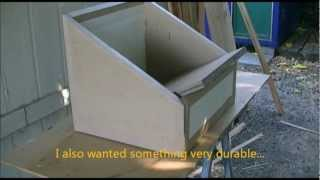 Cardboard Solar Oven Part 1