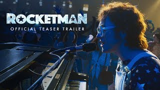 Rocketman (2019) - Official Teaser Trailer - Paramount Pictures