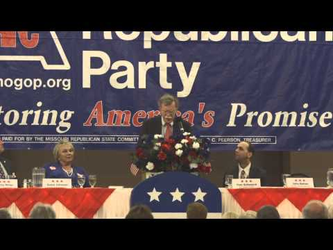 Ambassador John Bolton's Speech at Camden County Lincoln Days 2014