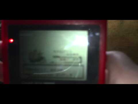 Pokemon Gold - batalla pokemon 4# el pegaso de oro para gameboy - User video