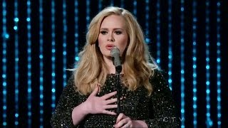 Adele Video - Adele - Skyfall (Live at Oscar Academy Awards 2013)