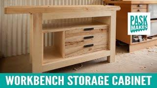 Workbench Storage Cabinet