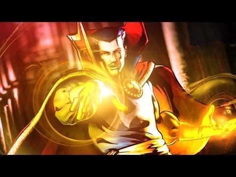 Doctor Strange Set For 2016