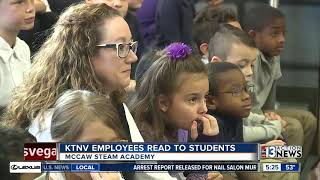 Local kids celebrate National Reading Day with 13 Action News