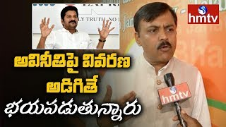 BJP MP GVL Narasimha Rao Face To Face With hmtv