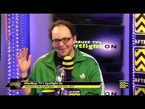 Austin Basis (Beauty and the Beast) Interview | AfterBuzz TV's Spotlight On