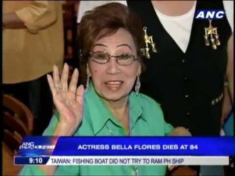 Bella Flores passes away