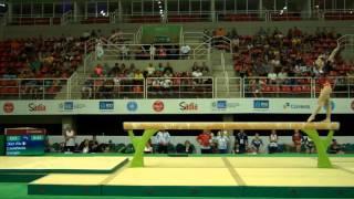 Rio de Janeiro - Test Event: Giorgia Campana / Trave (qualifiche)