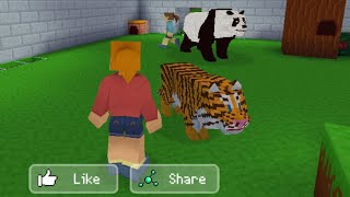 Block Craft 3D : Building Simulator Games For Free Gameplay #304 (iOS & Android) | Unicorn