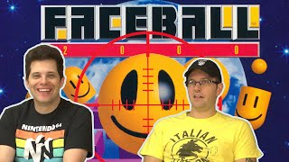 Faceball 2000 (SNES) James and Mike Mondays