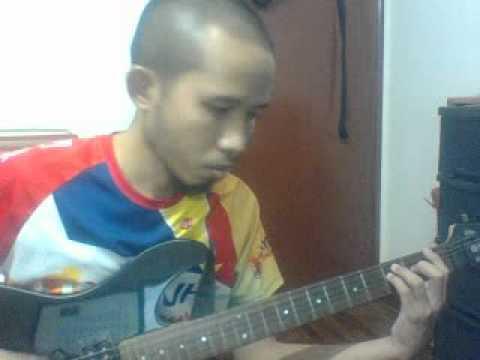 Dari Kaca Mata (May guitar cover by TeacherNabil)
