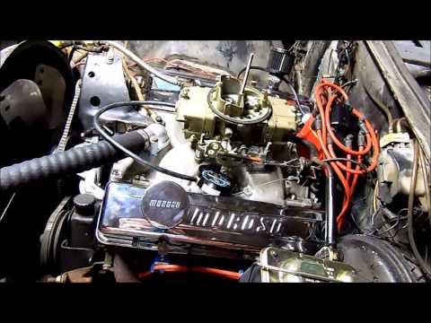 Holley 4150 carb rebuild: tuning