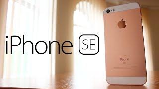 Обзор iPhone SE. Стоит ли покупать?