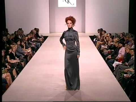 Runway collection womenswear Natalia Kolykhalova Prêt-à-Porter Fall-Winter 2009 part 3