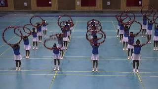 HOOPS DISPLAY - LNIPE, GWALIOR