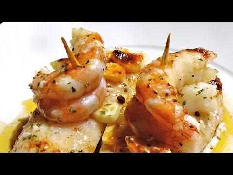 Pescado al horno fácil - Falsarius Chef