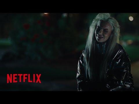 Leticia Sabater llega al Upside Down | Stranger Things | Netflix