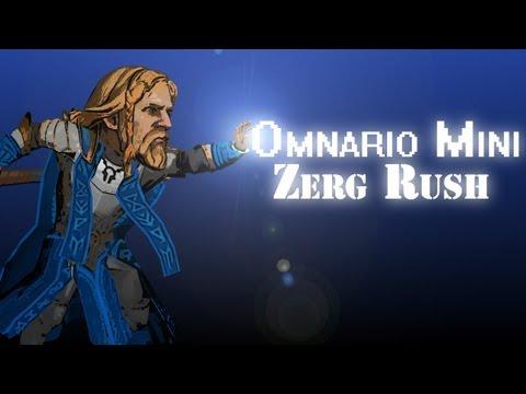 Omnario Mini Ep.1 - ZergRush