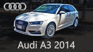 Audi A3 2014 - Prueba