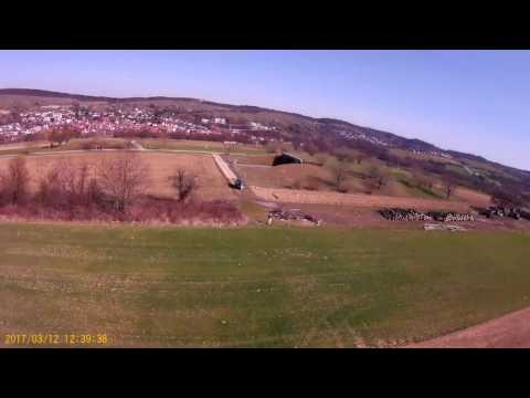 ZMR250 Emax RS2205 2600kv Racing  Race-Drohne + Tricks