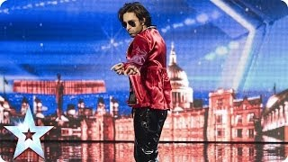 Energetic Bollywood dance from Rafi Raja | Britain's Got Talent 2014
