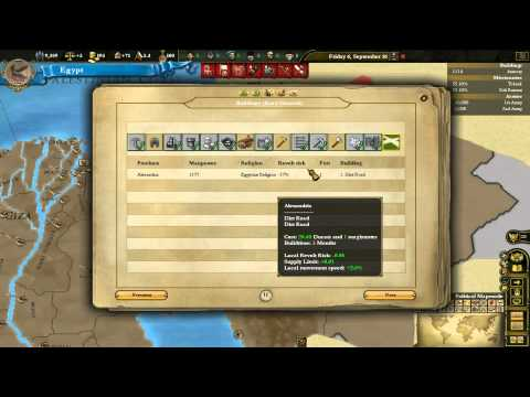 Mis-plays of EU3: DW Phoenix mod as Ancient Egypt - Part 4