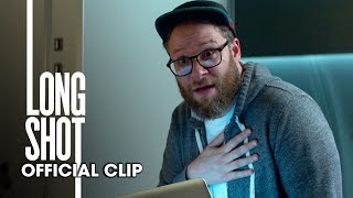 "Long Shot (2019 Movie) Official Clip ""Micronapping"" – Seth Rogen, Charlize Theron"