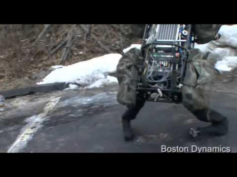 Killer Robots Band Darpa's Killer Robot Army