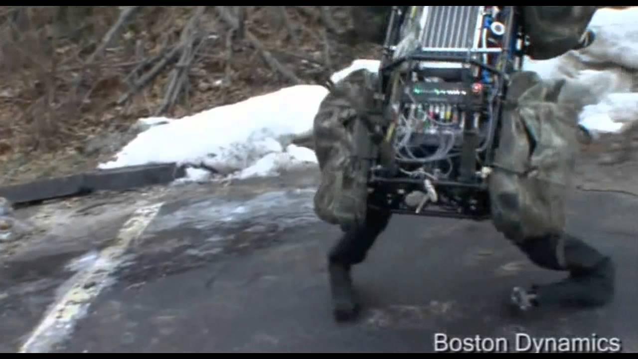 Killer Robots Army Darpa's Killer Robot Army