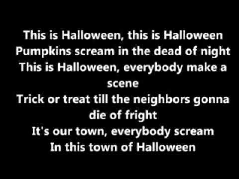 Panic At The Disco - This Is Halloween