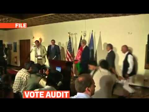 mitv - Attempts to resume the audit of Afghanistan's presidential election