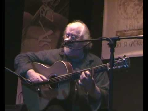 John RENBOURN in concerto al SIX BARS JAIL - 19.9.09 - Lindsay