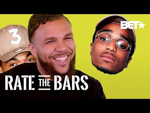 Jidenna Rates Lauryn Hill And Quavo | Rate The Bars