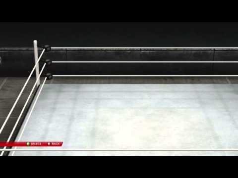 WWE2K14 Goldberg Moveset