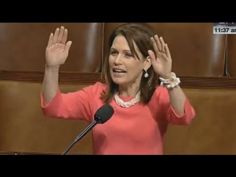 Michele Bachmann: God Will Answer Our Prayers & Repeal Obamacare with Miracle