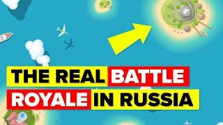 Cannibal Island: The Real Battle Royale