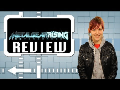 Metal Gear Rising: Revengeance Review w/ Dodger - The Good. the Bad. and the Rating - TGS