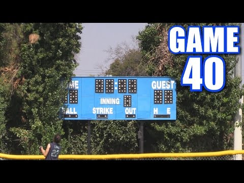 AIMING FOR THE SCOREBOARD! | On-Season Softball Series | Game 40