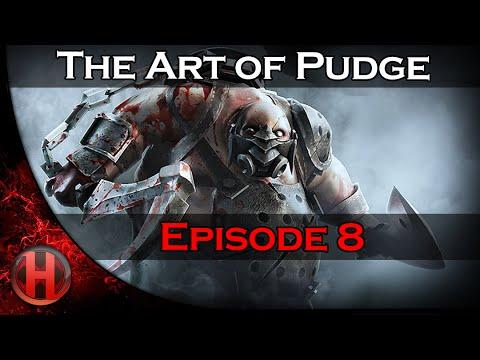 Dota 2  The Art of Pudge  EP 8