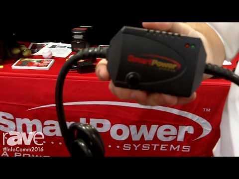 InfoComm 2016: SmartPower Systems Explains Smart Cord