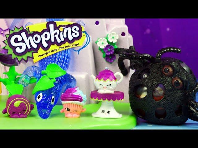 Shopkins • Straszne zwierzęta na wakacjach • Slime • bajki dla dzieci