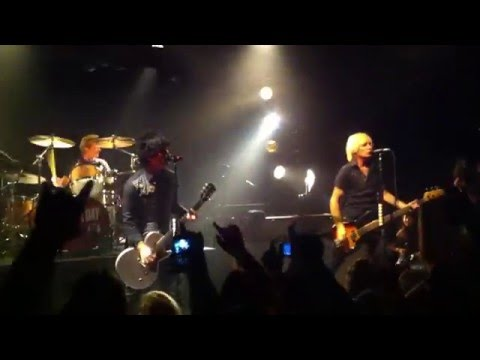 Huey Cam: Green Day - Welcome To Paradise (Live At The Echoplex) 08-06-12