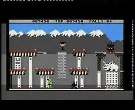 Atari 800 XL - Bruce Lee