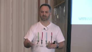 Joe Baguley, VMware - Containers, Microservers, Turtles, Chickens, and Other Animals
