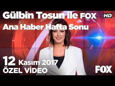 Seçim barajı tartışması...12 Kasım 2017 Gülbin Tosun ile FOX Ana Haber Hafta Sonu