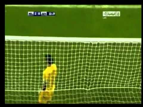 AC Milan 2-1 Juventus Tutti i gol 21082011 [Trofeo Luigi Berlusconi]