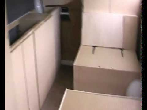 HOW TO MAKE A SELF-BUILD MOTORHOME - PART 1