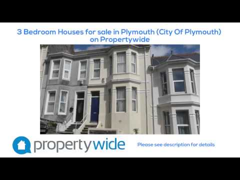 3 Bedroom Houses for sale in Plymouth (City Of Plymouth) on Propertywide