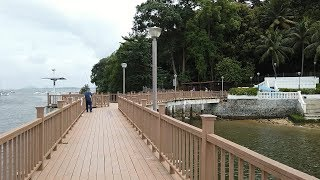 Osmo Pocket, Cycling around Changi Village and Pasir Ris Park, Singapore