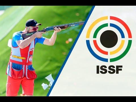 Skeet Men Final - 2016 ISSF Rifle, Pistol, Shotgun World Cup in Baku (AZE)